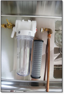 Homebrew Water Filter