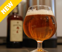 Flavoring homebrew with specialty liquors