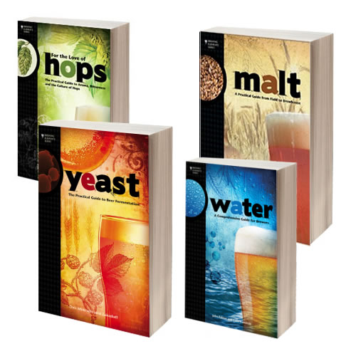 Brewing Elements Book Series