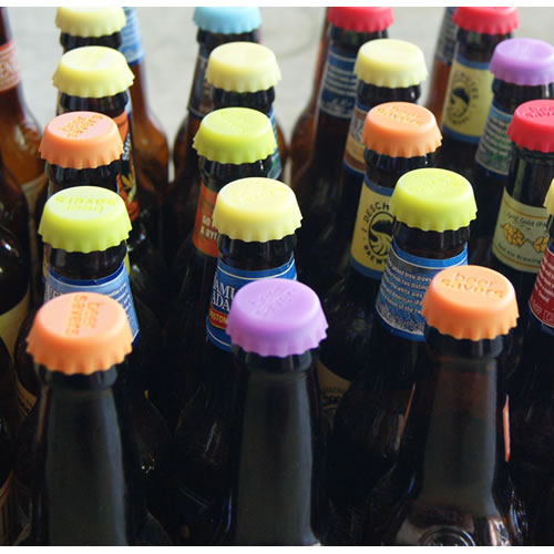 Beer Saver Bottle Storage Caps