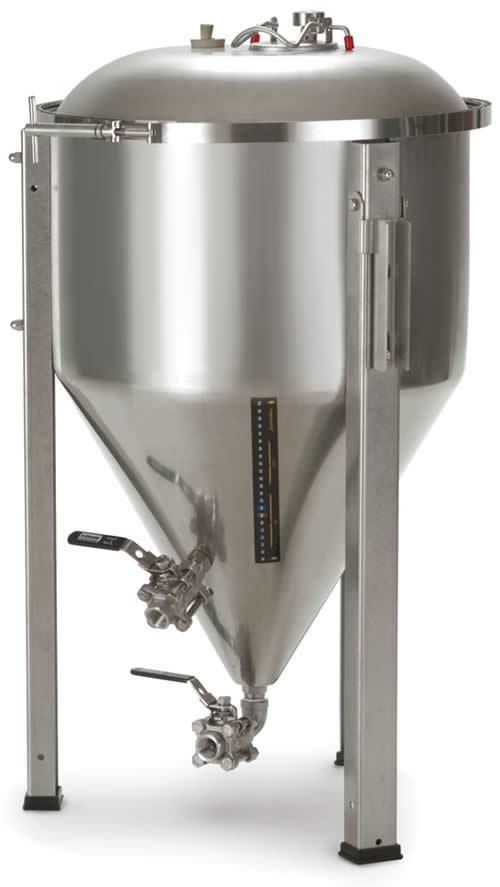 Complete Home Microbrewery Conical Fermentor