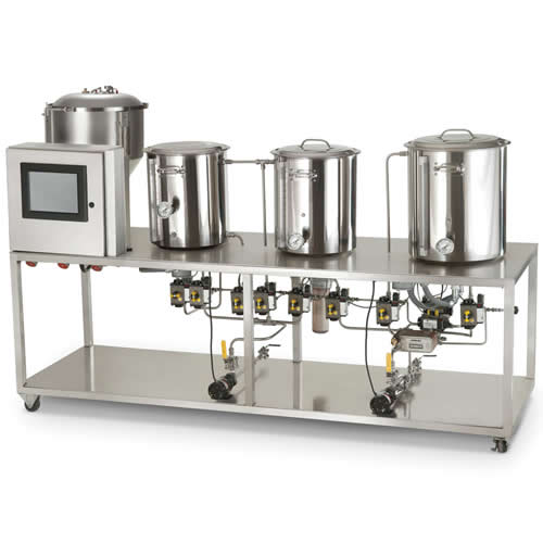 Complete Home Microbrewery