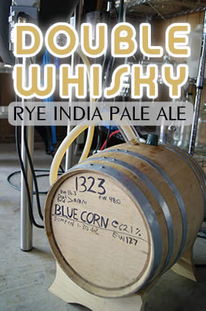 Double Whisky Rye IPA