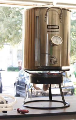 Building Your Own Home Brewery