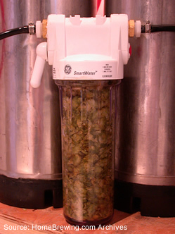 How to Build a Hop Filter