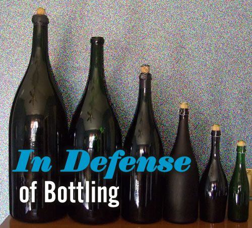In Defense of Bottling
