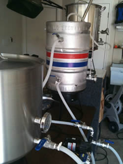 Building a Keggle: A Keg Conversion Project