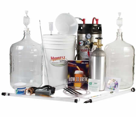 Master Home Brewing Kit