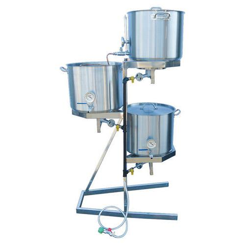 Gravity Brewing System 10 Gallon 1000s