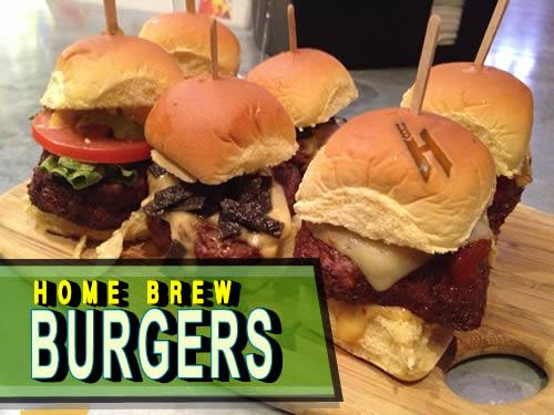 Homebrew Burgers