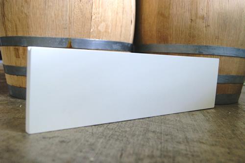White Dry Erase Beer Menu Board