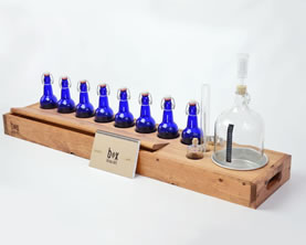 1 Gallon 'Long One' Homebrew Kit with Bottles