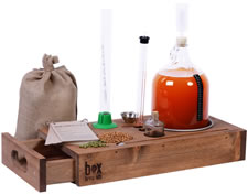 1 Gallon HopBox Homebrew Kit