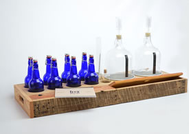 2 Gallon HopBox Homebrew Kit (Bottles Included)