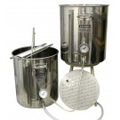 20 Gallon All Grain Kettle Kit