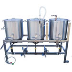 Flat Brewing System 20 Gallon