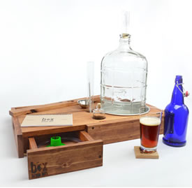 3 Gallon HopBox Homebrew Kit