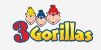 3 Gorillas