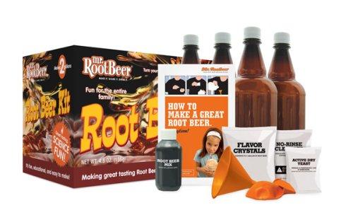 Mr Root Beer Kit