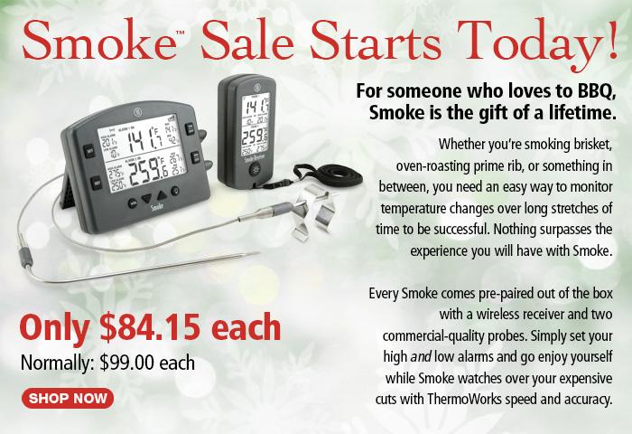 SMOKE SALE!