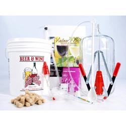 Vintners Best Deluxe Wine Equipment Kit