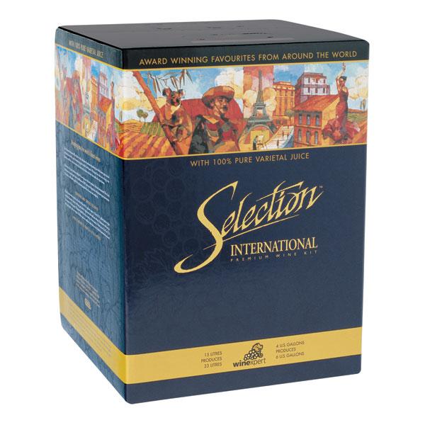 Australian Shiraz, Selection International