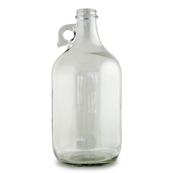 1/2 Gallon Clear Growler