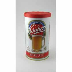 Coopers Real Ale Kit, 3.75 lbs