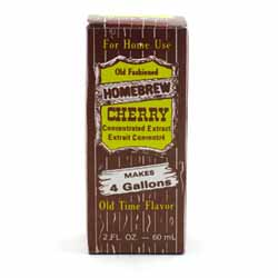 Homebrew Cherry Soda Extract