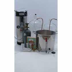 Ultimate Brewing Kit, Kegging