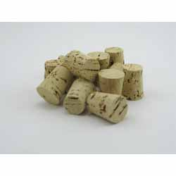 #7 Tapered Cork, 25 count