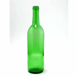 Claret/Bordeaux 750 ml Green, 12/case