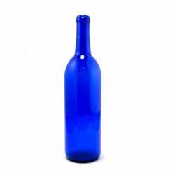 Claret/Bordeaux 750 ml Blue