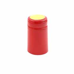 Shrink Caps, Red, 30 count