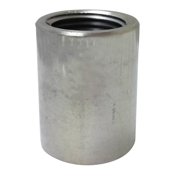 "1/2"" Stainless Coupler"