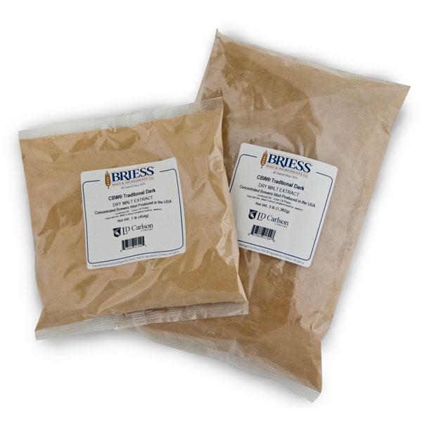 Briess Dark Dry Malt Extract - 1 Pound