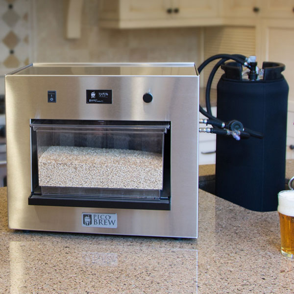 Picobrew Zymatic Automated Brewing Machine New 5 Gal