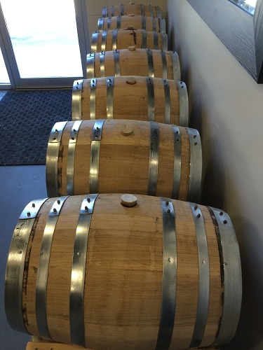 10 Gallon Used Whiskey Barrel For Homebrew