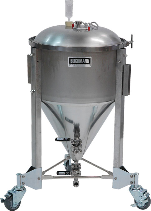 Blichmann 27 Gallon Fermenator Conical Casters