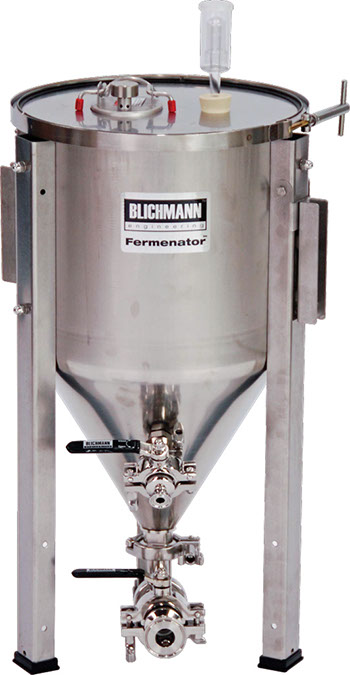 Blichmann 7 Gallon Fermenator Conical (Tri-Clover Fittings)