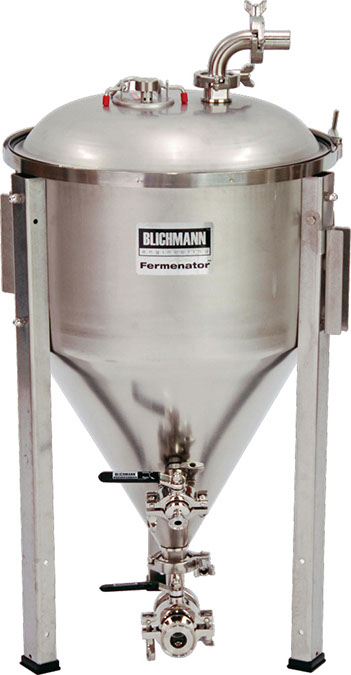 Blichmann 14 Gallon Fermenator Conical (Tri-Clover Fittings)