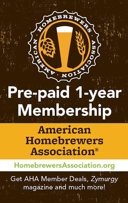 AHA New Membership or Renewal (1 year)