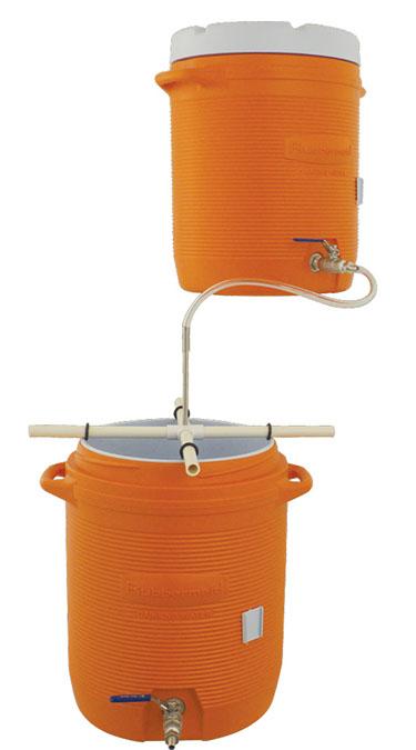 10 Gallon Cooler All Grain System