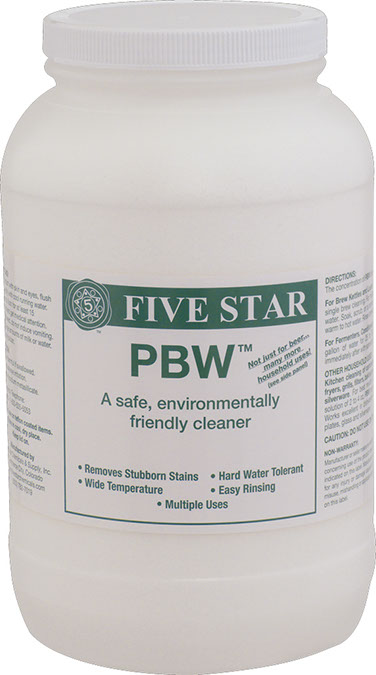 Cleaner - PBW (8 lbs)