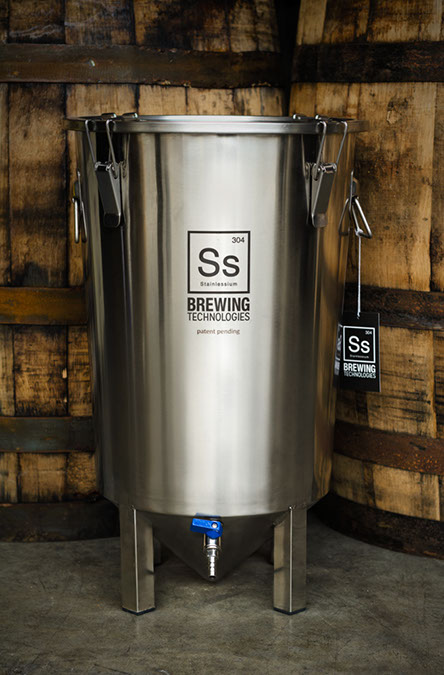 Ss Brewtech Brew Bucket Stainless Steel Fermenter
