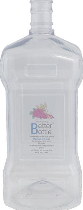 3 Gallon Better Bottle PET Carboy -