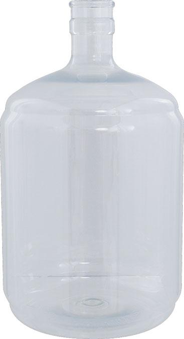 Plastic PET Carboy - 3 Gallon