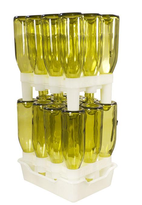 FastRack Wine- 1 Stackable Bottle Rack