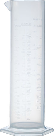 500 ml Plastic Graduated Cylinder