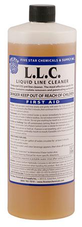 LLC Liquid Line Cleaner (32 oz)